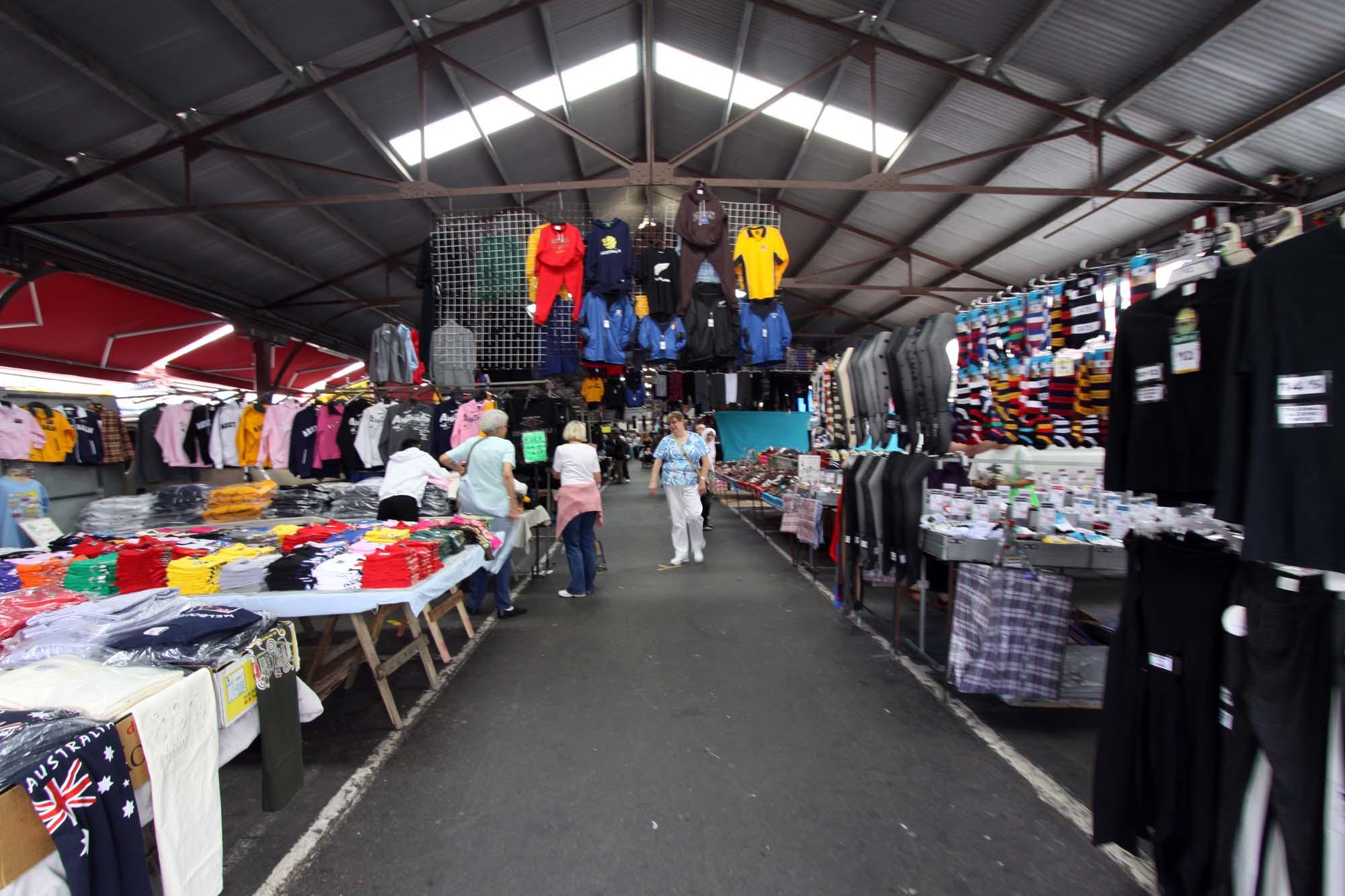 A Visit To Queen Victoria S Market