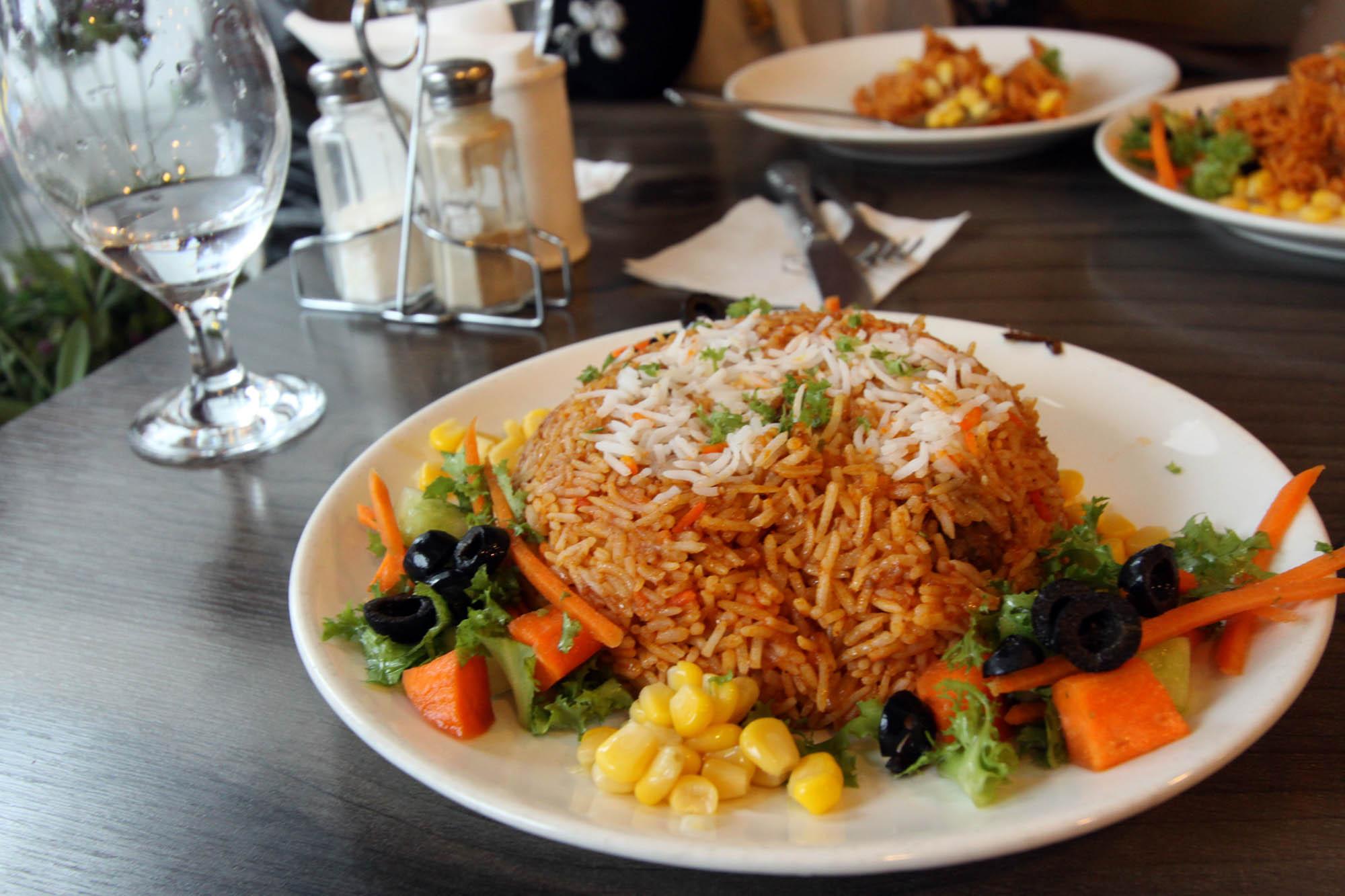 Itaewon Halal Food