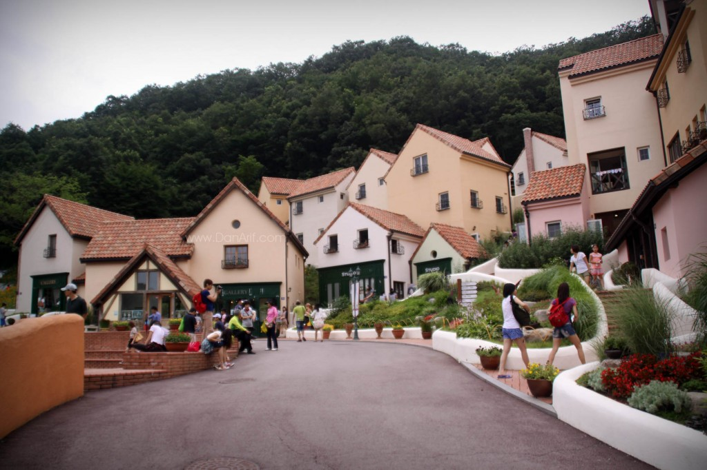 petite france french themed village in korea from malaysia to the world. Black Bedroom Furniture Sets. Home Design Ideas