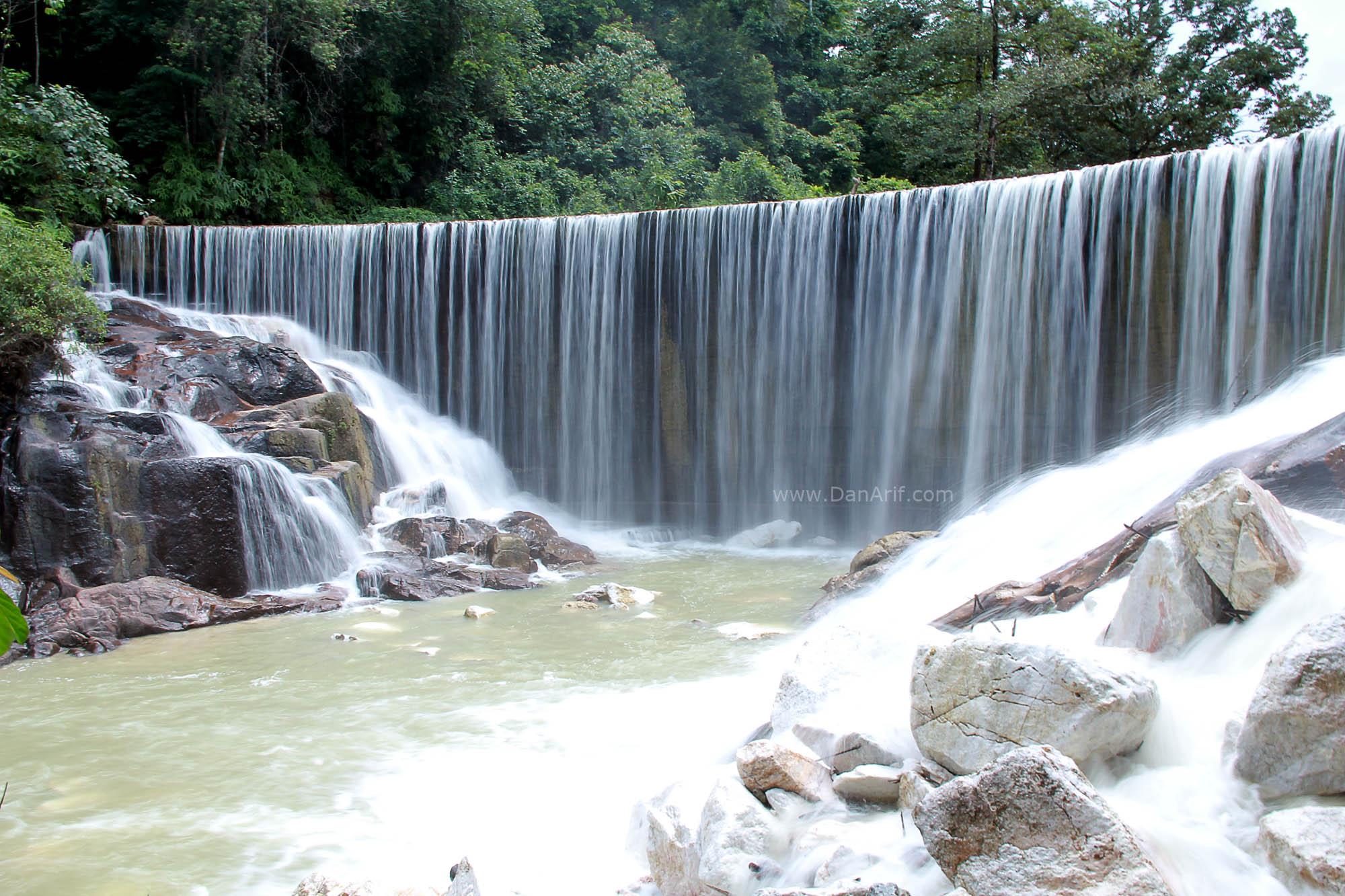 Waterfall Malaysia Perak Lubuk Timah Waterfall Perak